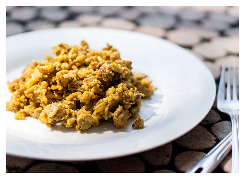 MEAL OPTION 5 :: Chicken Breyani