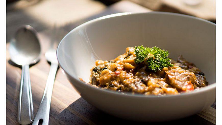 MEAL OPTION 6 :: Vegetable Pasta