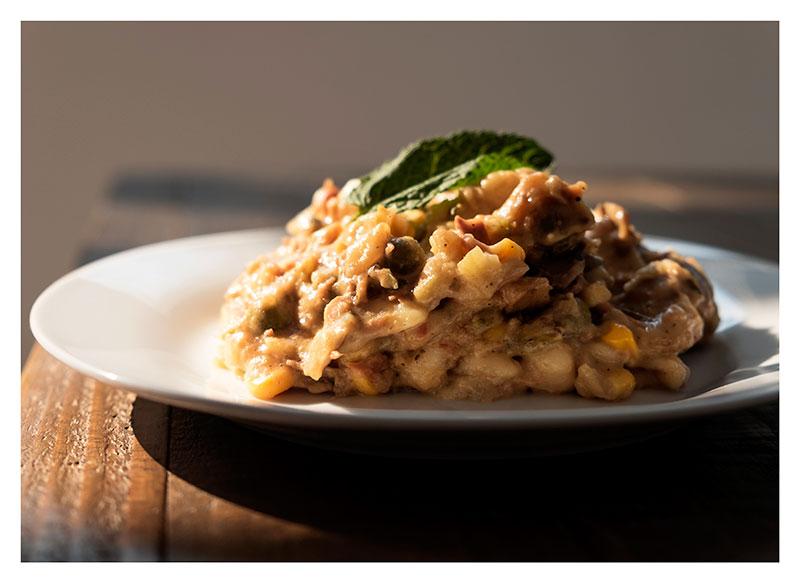 MEAL OPTION 8 :: Tuna Pasta